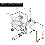 Hayward Heater PSE Models 12-54 Heater