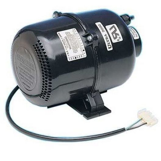 Air Supply - Ultra 9000 Air Blower, 1.0HP, 240V w/ Cord - 43073
