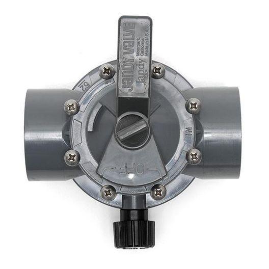 Jandy - Two-Way Standard Grey Valves - defb17b1-4932-45d6-b0d6-b5728649aa78