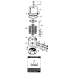 Hayward Super Star-Clear Stainless Tank