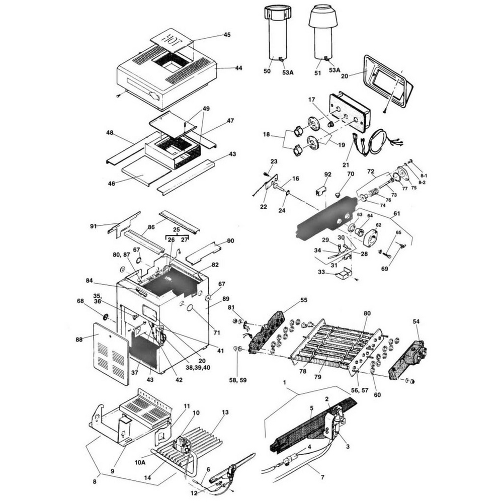 Jandy Heater Series 2 ESC image