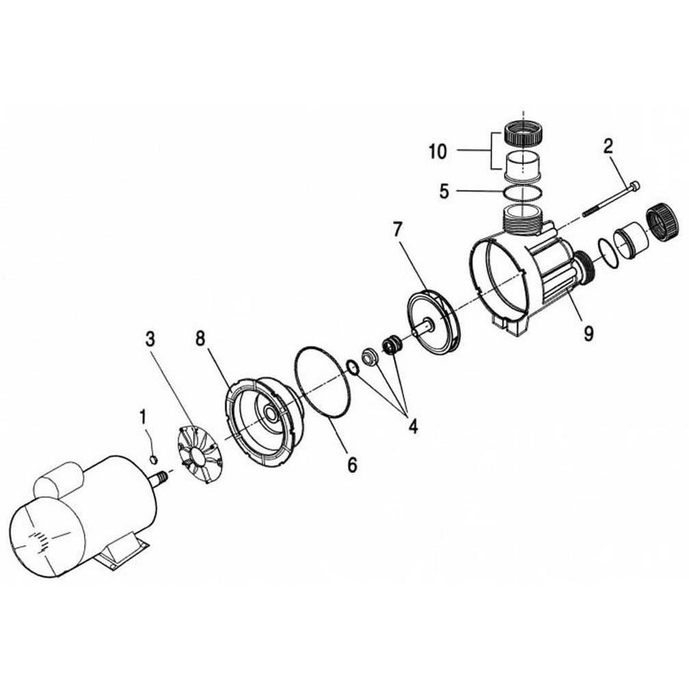 Speck E440 Pump image