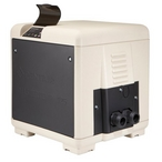 MasterTemp 125 Propane or Natural Gas High Performance Low NOx Pool and Spa Heater - Cord Included