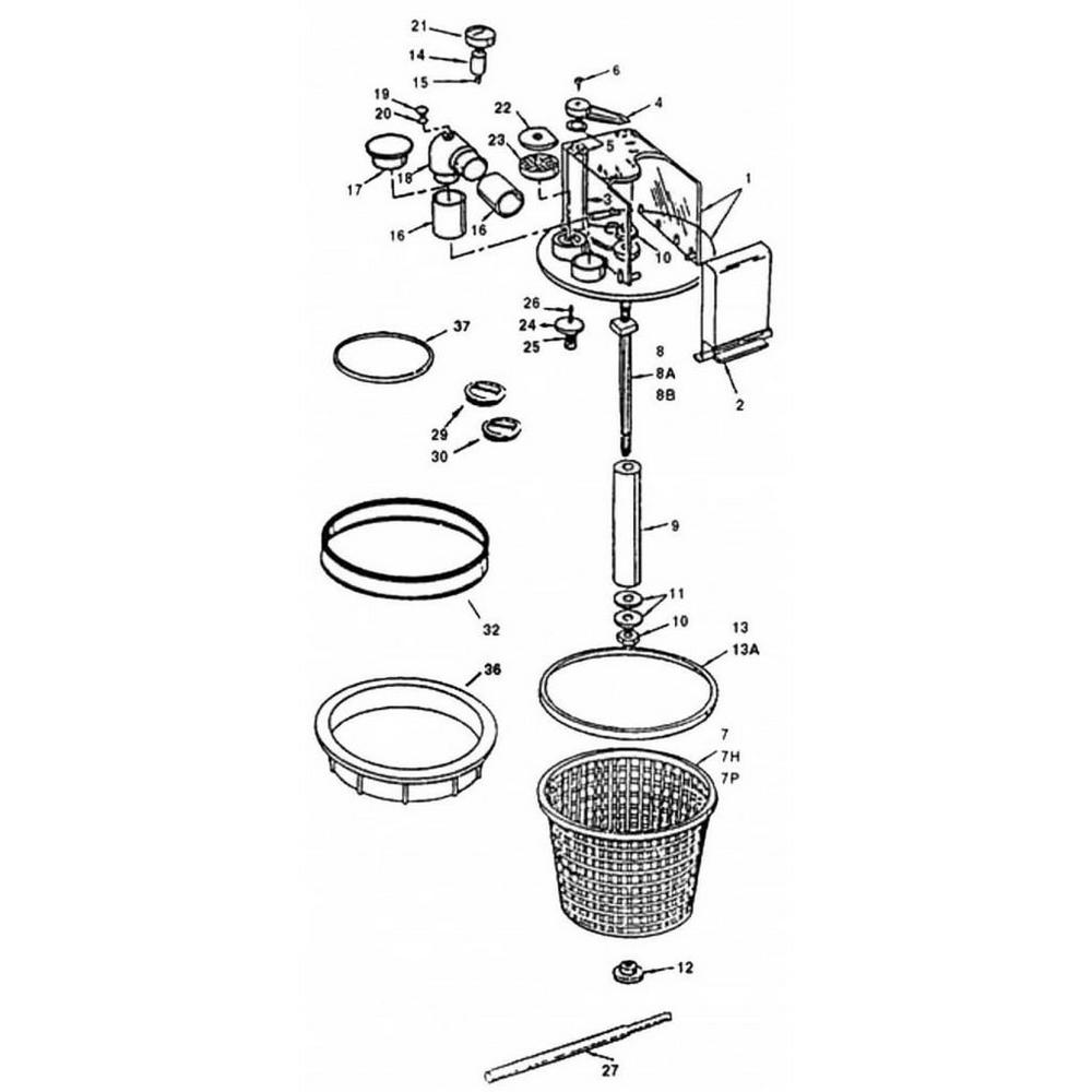 Pentair Vac-Mate Vacuums & Leaf Traps image