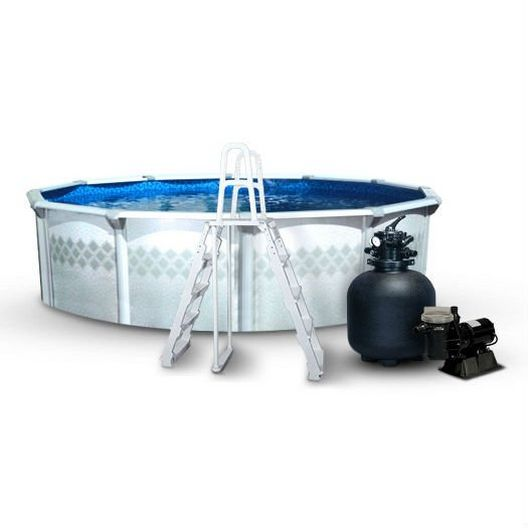 Eden Above Ground Pool Package