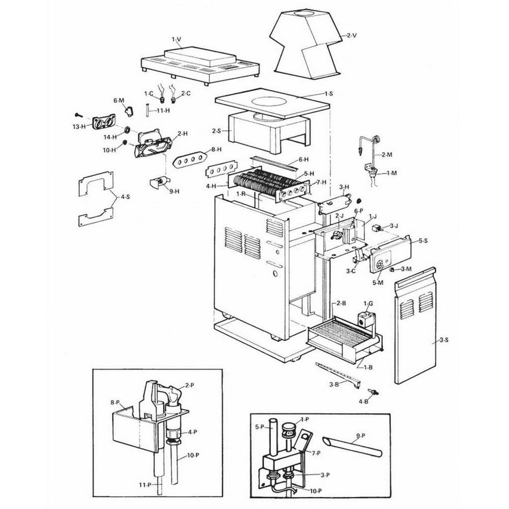 Raypak Heater 153 Series 153A Heater image