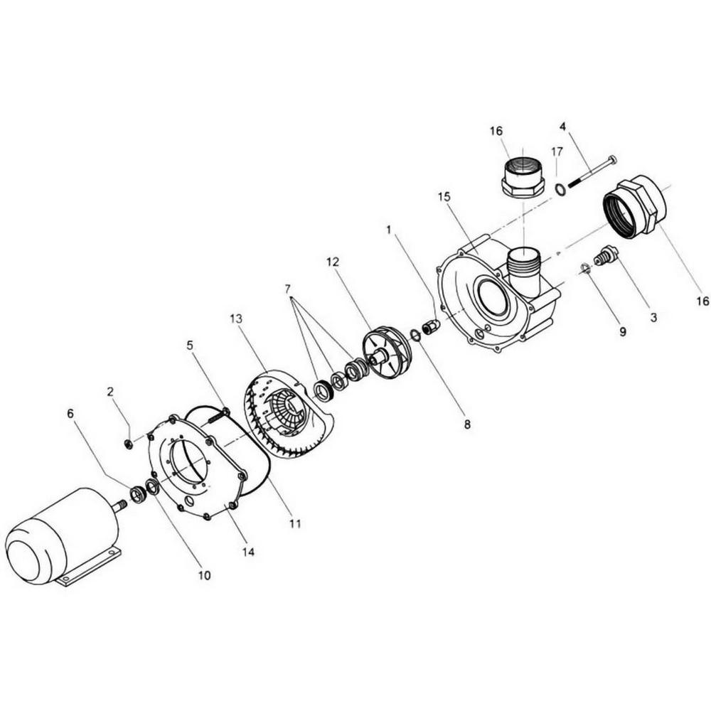 Speck 21-80/30G Pump image