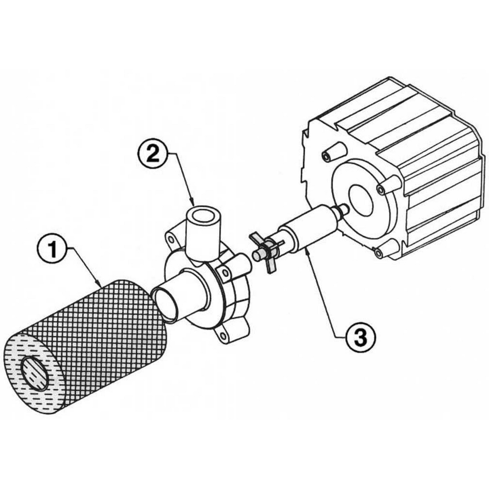 Danner Cover Care: 350, 500, 1200 Pump image