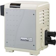 Pentair - MasterTemp 460737, Low NOx, 400,000 BTU, Propane Gas, Pool and Spa Heater