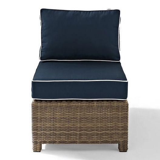 Crosley  Bradenton Sand Cushion Center Chair