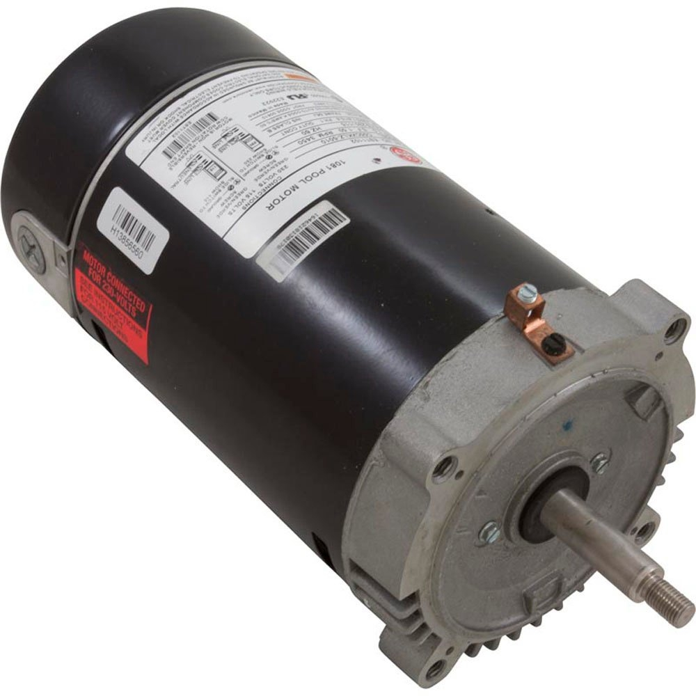 Emerson / US Motor C-Face Threaded Shaft Full Rated image