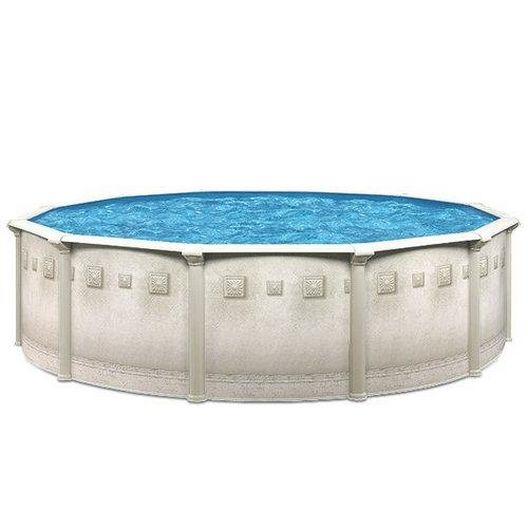 Weekender Plus 15 X 52 Round Above Ground Pool Package