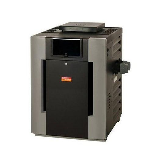 Raypak - Digital Cast Iron Low NOx ASME Cupro-Nickel Natural Gas 266,000 BTU Pool Heater - 324320
