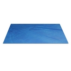 15' x 30' Oval Blue Solar Cover Five Year Warranty, 12 Mil