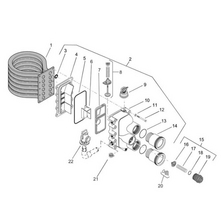 Pentair Heater MasterTemp Series Water System