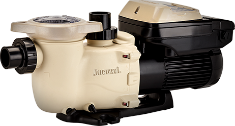 A picture of a Jacuzzi pump.