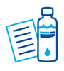 Leslie's Free Water Test Icon
