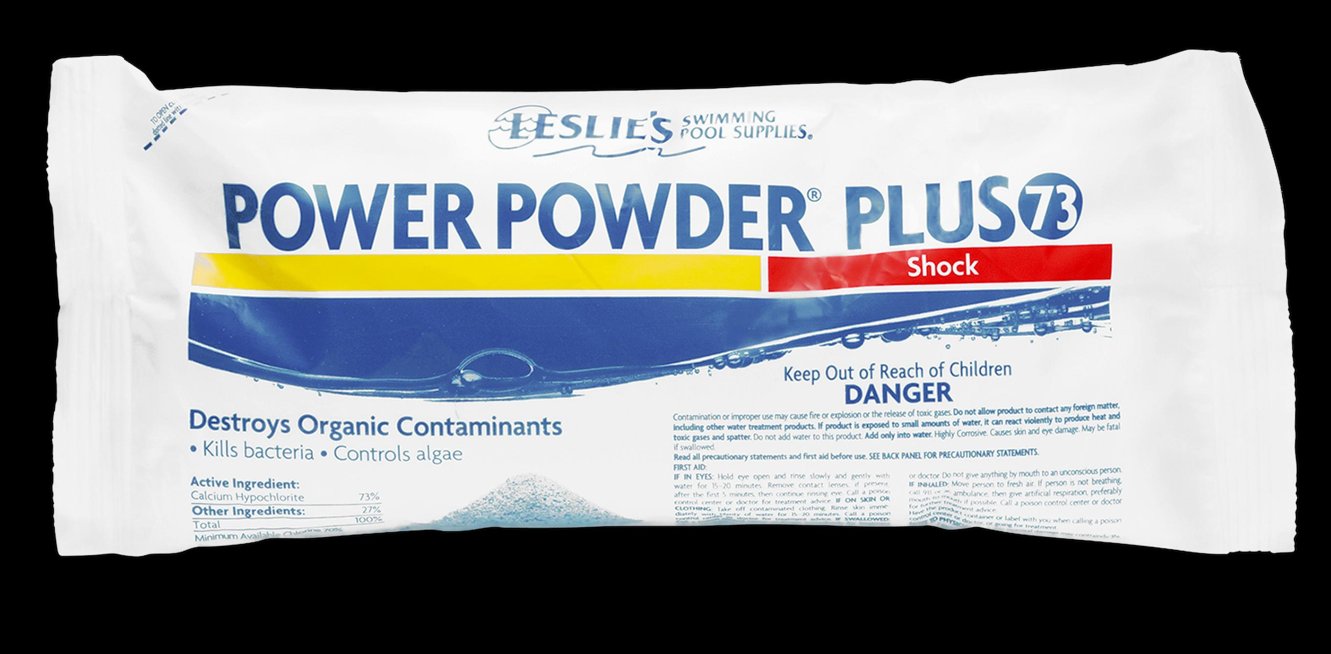A picture of Power Powder