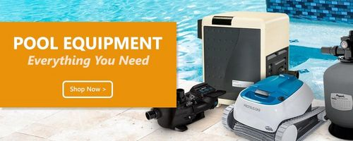Pool Equipment - Click Here To Shop