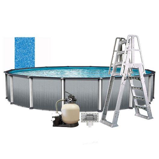 Weekender Premium Above Ground Pool Package