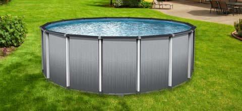 Image of a Weekender Premium pool.