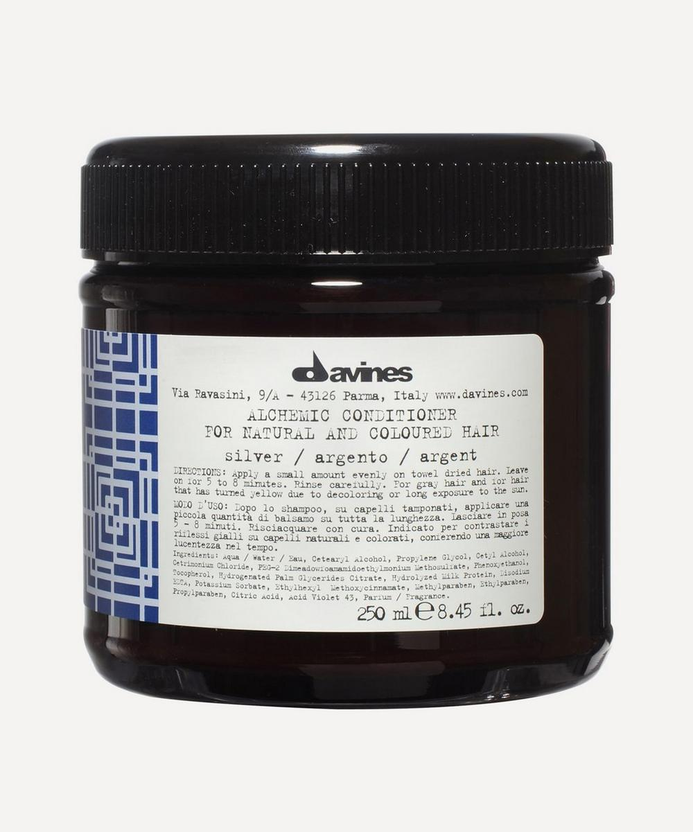 Davines - Alchemic Conditioner in Silver 250ml image number 0