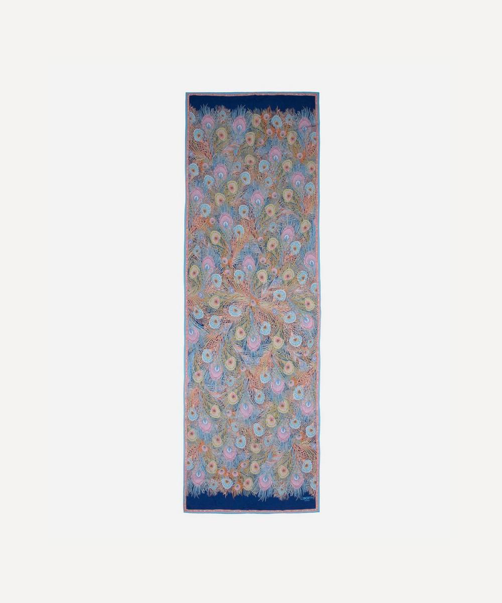 Liberty - Hera Long Silk Scarf