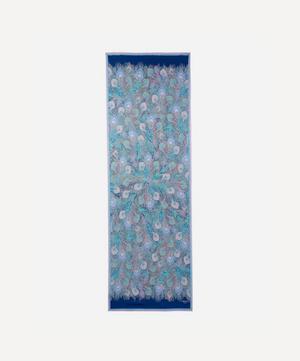 Hera Long Silk Scarf