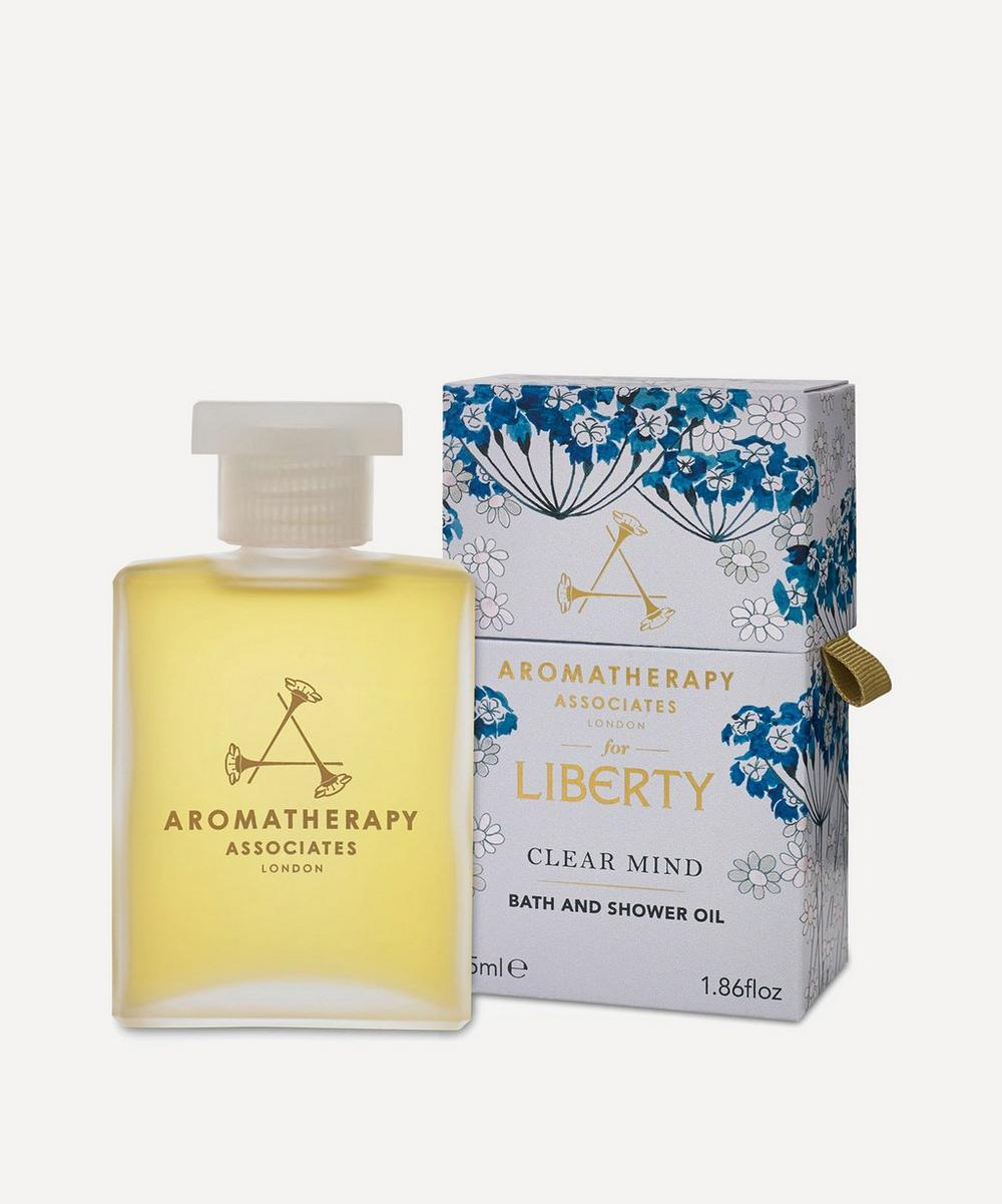 Aromatherapy Associates - x Liberty Clear Mind Bath and Shower Oil 55ml