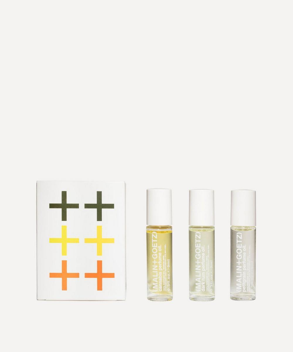 (MALIN+GOETZ) - Perfume Oil Set 3 x 9ml