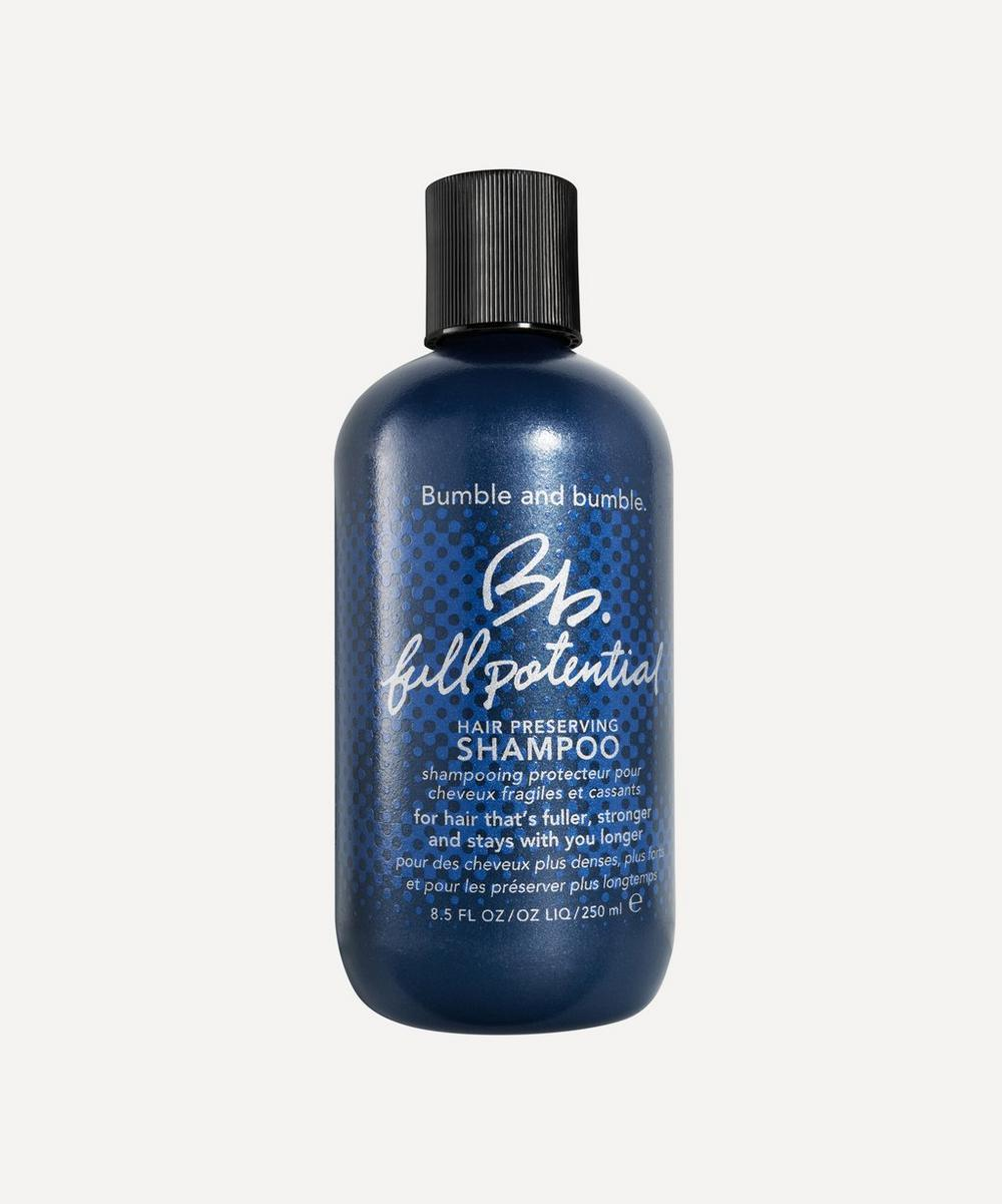 Bumble and Bumble - Full Potential Shampoo 250ml