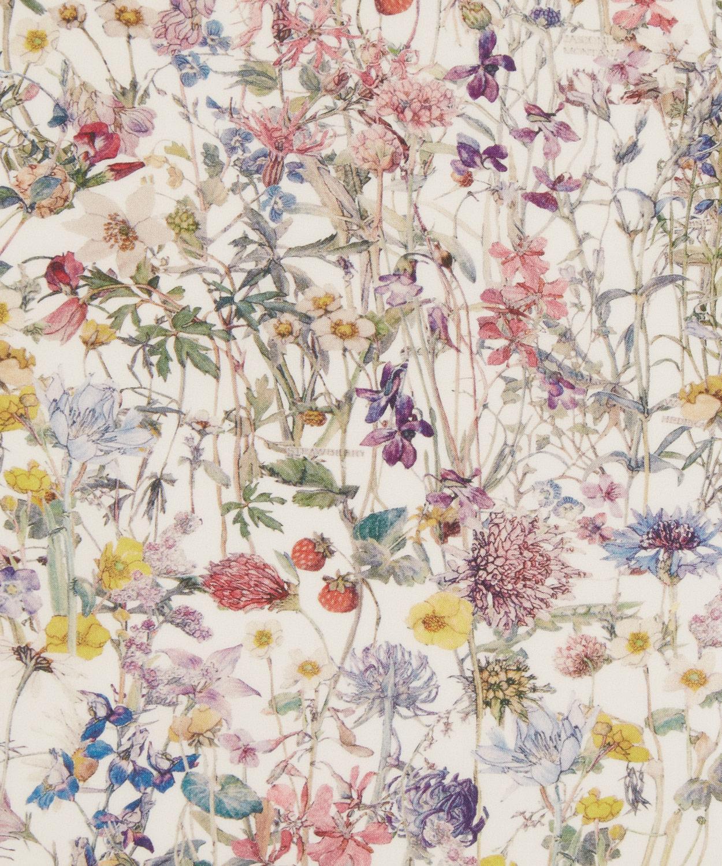 2 Colours 58/' Wide 100/% Cotton Lawn Floral Cotton Lawn Printed Dress Fabric