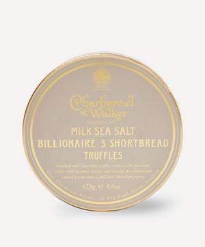 Milk Sea Salt Billionaire's Shortbread Truffles 125g