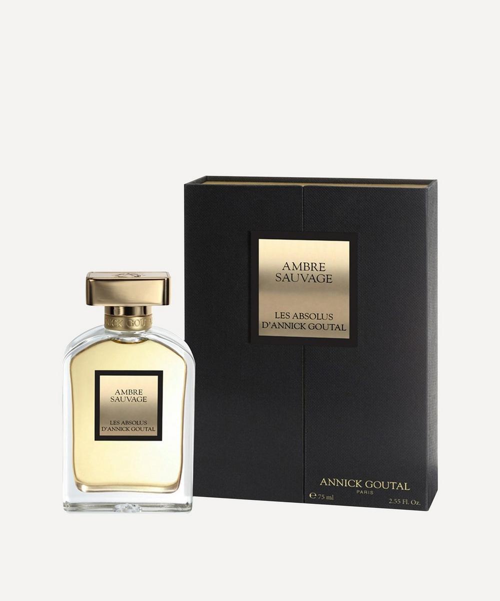 Goutal - Ambre Sauvage Eau de Parfum 75ml