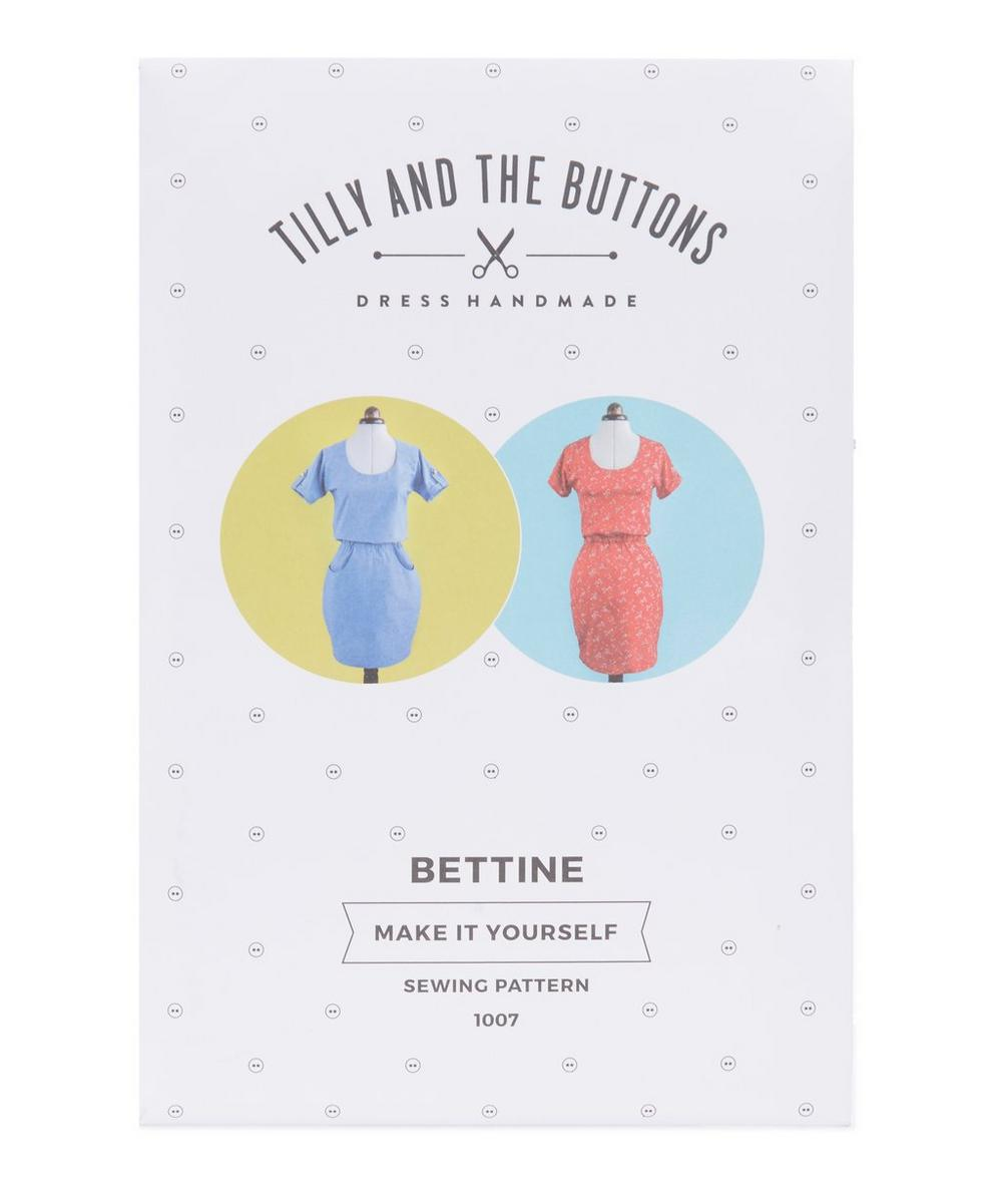 Tilly and the Buttons - Bettine Dress Sewing Pattern