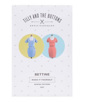 Bettine Dress Sewing Pattern
