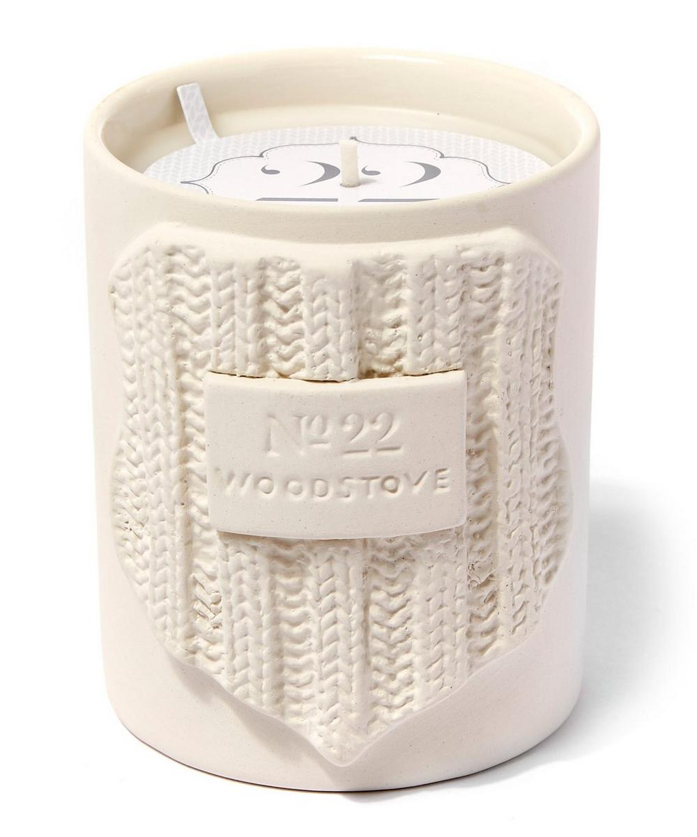 No.22 - Woodstove Candle