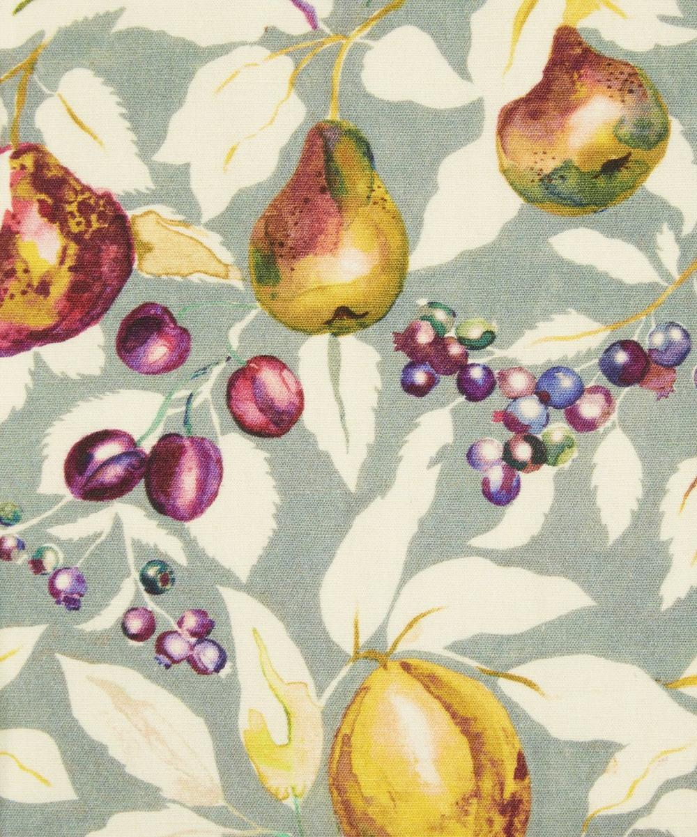 Liberty Fabrics Interiors - Fruit Billett Linen Viscose in Lemon Tree