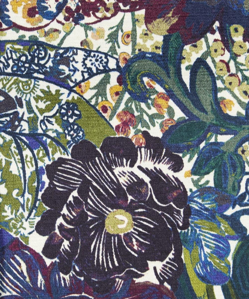 Liberty Fabrics Interiors - May Anniversary Vintage Velvet in Myriad