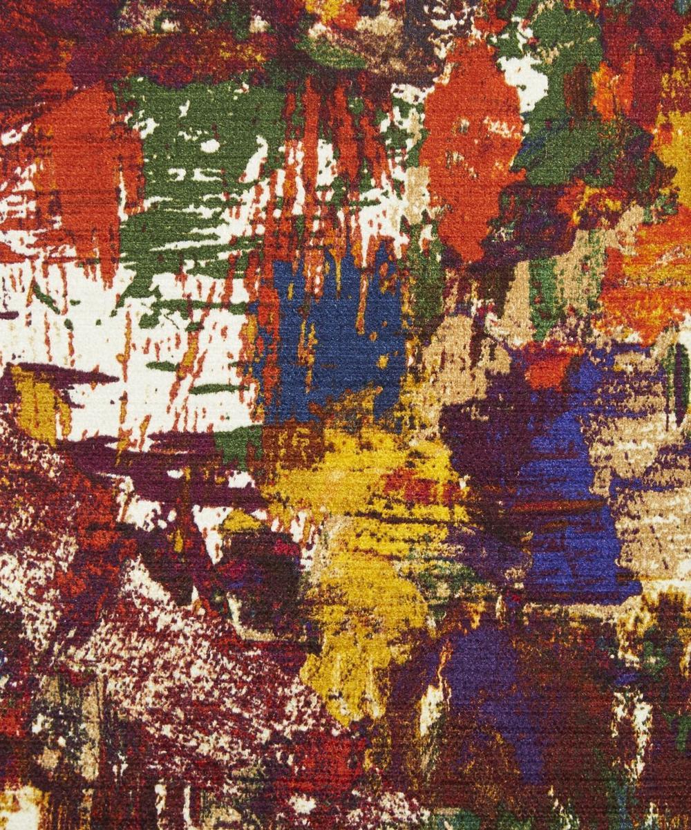 Liberty Fabrics Interiors - Porthmeor Beach Vintage Velvet in Studio