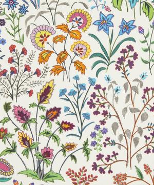 Shepherdly Flowers Cotton Satin in Exotic