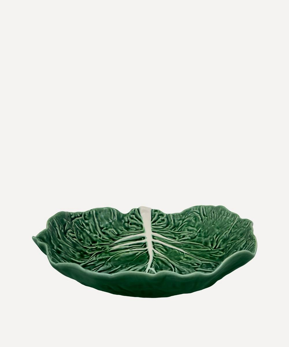 Bordallo Pinheiro - Cabbage Earthenware Salad Bowl