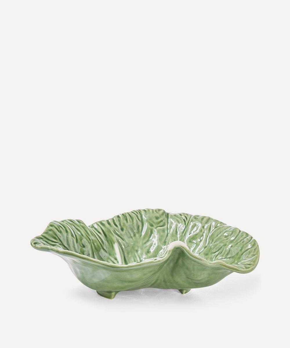 Bordallo Pinheiro - Cabbage Leaf Bowl