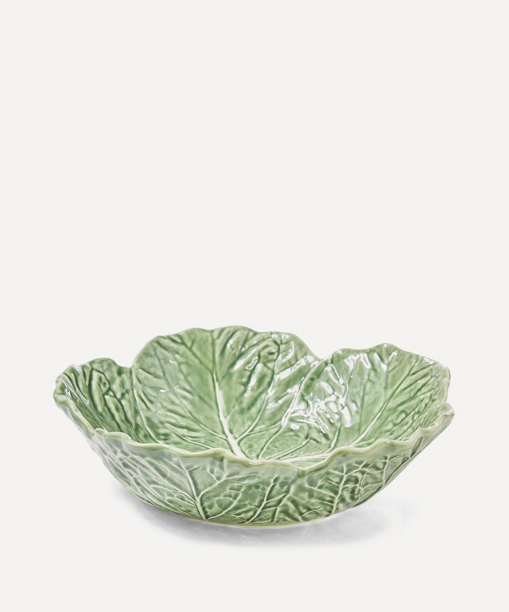 Bordallo Pinheiro - Cabbage Leaf Bowl
