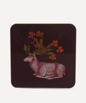 Puddin' Head Deer Coaster