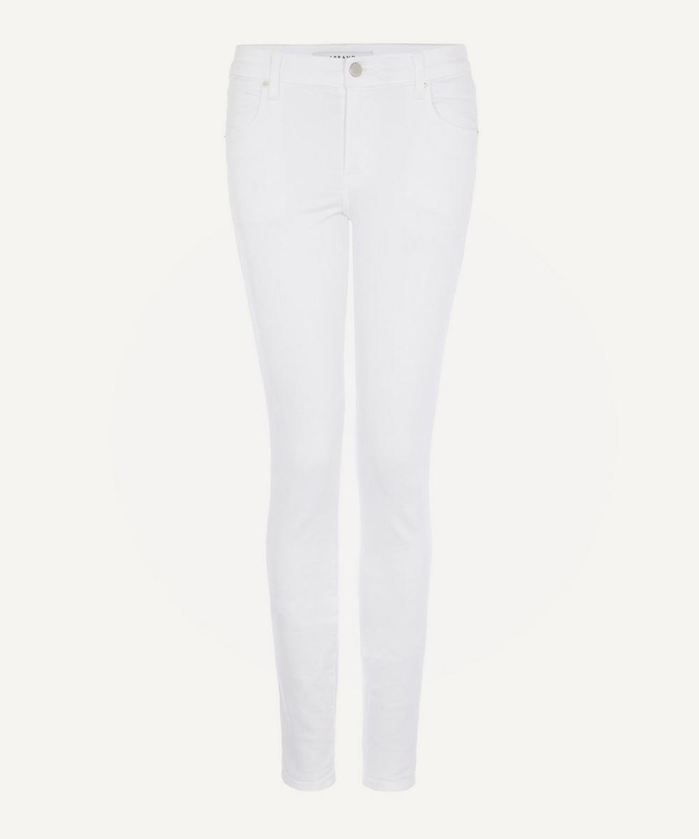J Brand - Maria High Rise Skinny Jean
