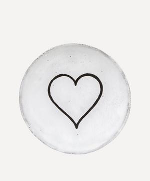 Heart Outline Saucer