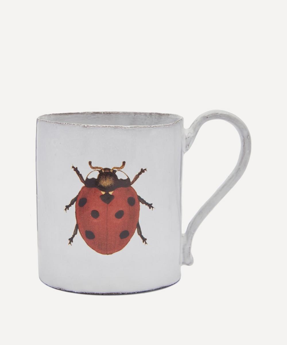 Astier de Villatte - Ladybird Mug