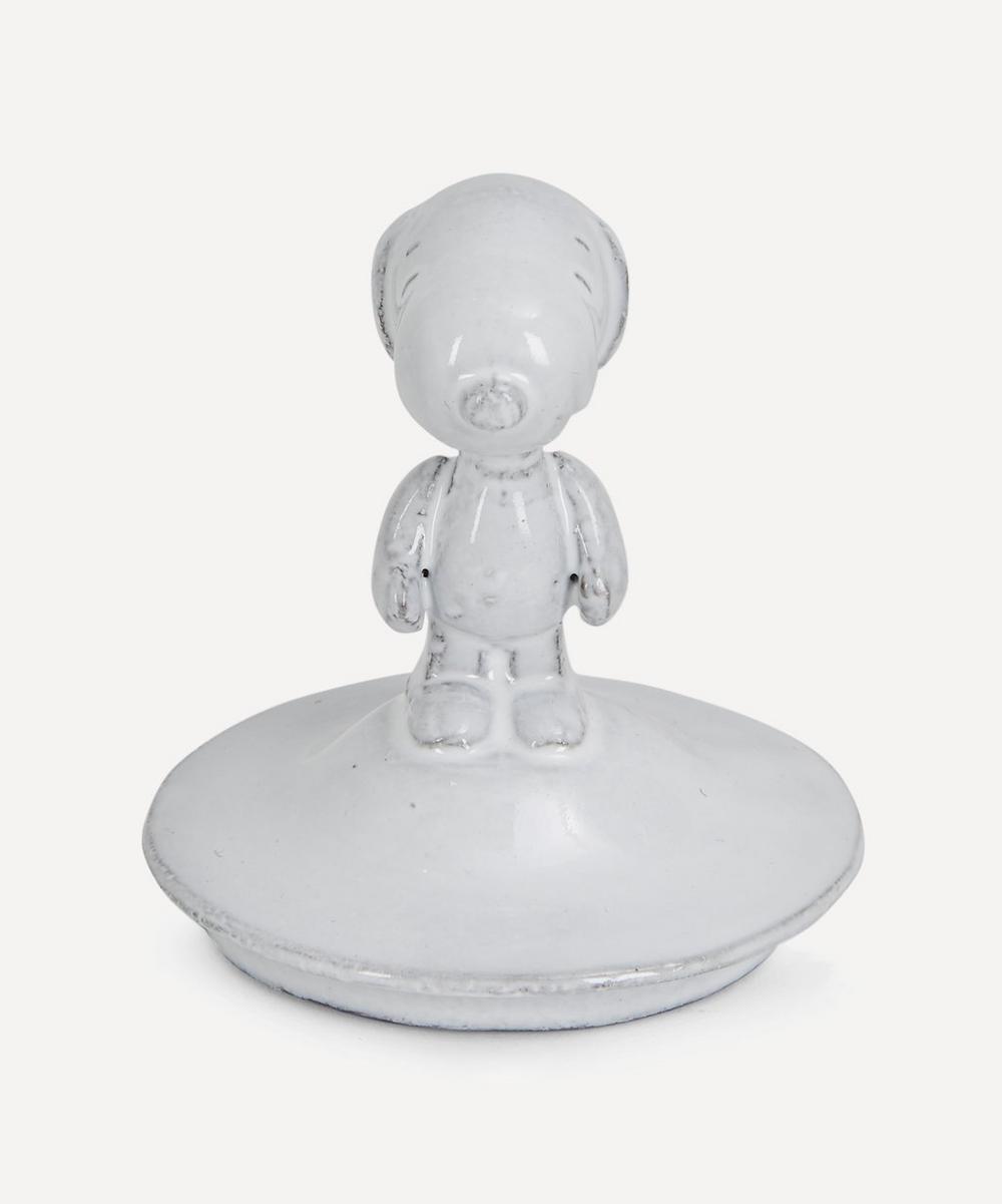 Astier de Villatte - Snoopy Candle Topper