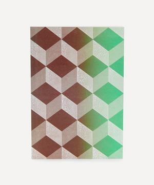 Medium Geometric Notebook
